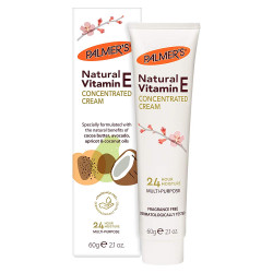 Palmer's Natural Vitamin E Concentrated Cream 60g