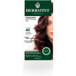 Herbatint 4R Copper Chestnut Permanent Herbal Hair Colour 150 ml