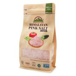 ملح الهيمالايا الوردي الخشن 454 جم من هيماين شيف