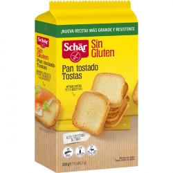 Schar Fette Biscottate 260 g