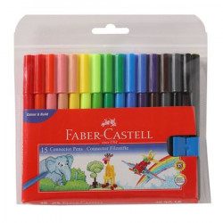 Faber Castell Connector Pen 15 Colors