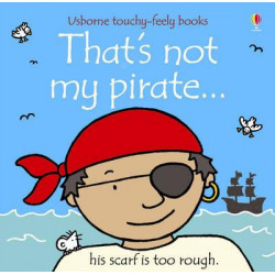 That's Not My Pirate, Board book | 6 pages
