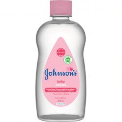 Johnson's Baby Oil 500ml