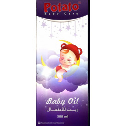 Potato Baby Oil