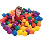 كرات المرح من انتكس - 100 كرة بلاستيكية متعددة الألوان ، للأعمار 2+