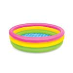 Intex 3 Ring Pool Multi Color 114 cm X 25 cm
