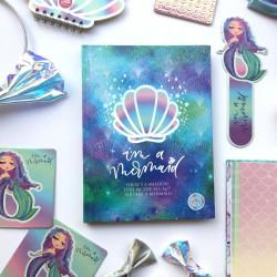 مجموعة دفتر حورية البحر التصميم 3 من مفكرة