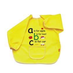Baby Jem Activites Apron, Yellow