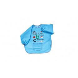 Baby Jem Activites Apron, Blue