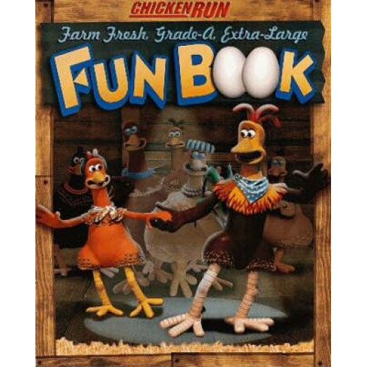 Cutting Loose (Chicken Run Fun Book)