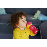 Philips Avent Straw Cups 300 ml, Pink