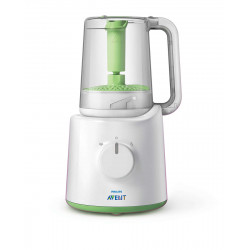 Philips Avent 2-in-1 healthy baby food maker