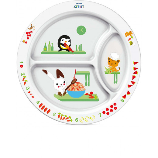 Philips Avent Toddler divider plate 12m+