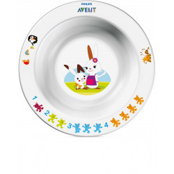 Philips Avent Toddler bowl small 6m+