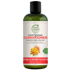 Petal Fresh Pure Rose & Honeysuckle Conditioner, Softening, 475 ml