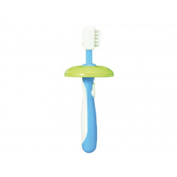 Pigeon Training Toothbrushes Lesson 2 - Blue