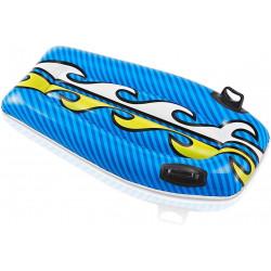 Intex Joy Rider Inflatable Swimming Noard, Blue