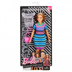 Barbie Fashionistas Rainbow Rave Doll