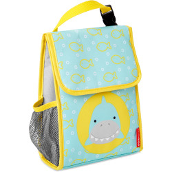 Skip Hop Shark Insulated Lunch Bag