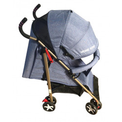 Home Toys Baby Stroller with Features, Blue