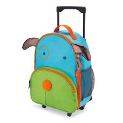 Skip Hop Zoo Rolling Luggage, Dog