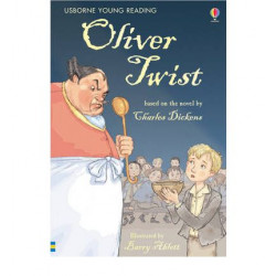 Oliver Twist Hardcover, 64 Pages