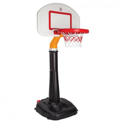 Pilsan Height Adjustable Professional Basketball Set