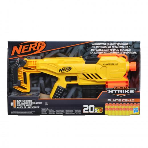 Nerf Alpha Strike Flyte CS-10 Motorized Blaster