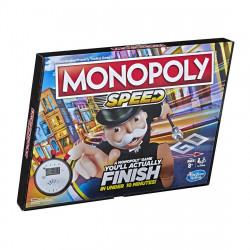 Hasbro - Monopoly Speed Edition