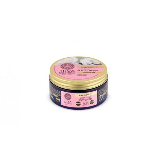 Tuva Siberica Maral Root Moisturizing Body Cream, 300 ml