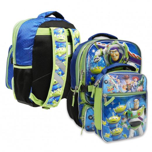 حقيبة ظهر توي ستوري 4 مع حقيبة غداء ، 41 سم