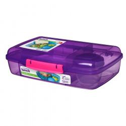 Sistema 1.76L Bento Box, Purple
