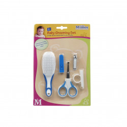 Little Mimos 5pc Baby Grooming Set,Blue
