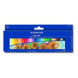 Staedtlers Noris Oil Pastel Crayon, Pack of 25