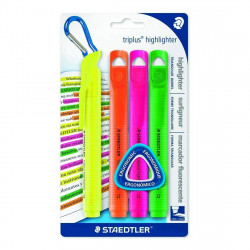Staedtler 4 Triplus Highlighter