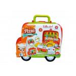 Little Chef Suitcase Luxury Pizza on Wheels
