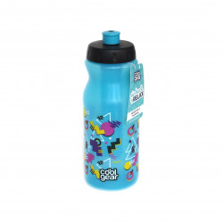 Cool Gear Vip Back Bottle with Freeze Stick, Blue, 650ml