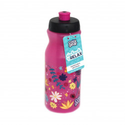 Cool Gear Vip Back Bottle with Freeze Stick, 650ml, Pink