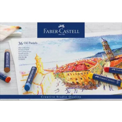 Faber Castell Oil Pastel Goldfaber 36 colors
