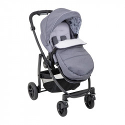 Graco Evo Travel System, Block Party
