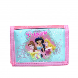 Disney princess Wallet, pink