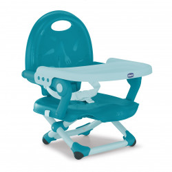 Chicco Booster Seat Pocket Snack Green
