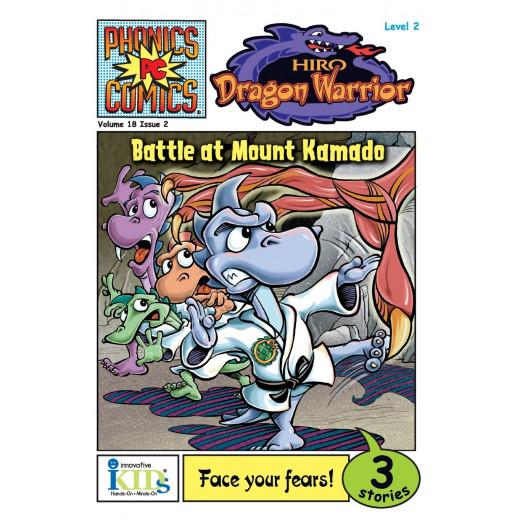 Hiro Dragon Warrior Battle at Mount Kamado Level 3