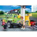 Playmobil Gas Station 169 Pcs For Children