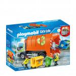 Playmobil Recycling Truck 54 Pcs For Children