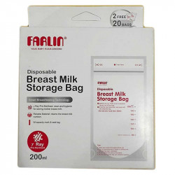 Farlin Milk Storage Bag 200ml