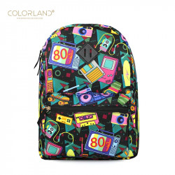 Colorland the Kids Backpack, Music Fan