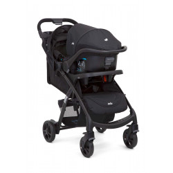 Joie Muze Travel System - Coal