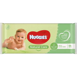 Huggies Wipes Natural Care 56