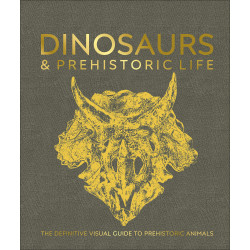 Dinosaurs and Prehistoric Life: The definitive visual guide to prehistoric animals Children's Books